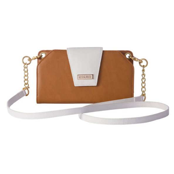 CONVERTIBLE WALLET CARAMEL