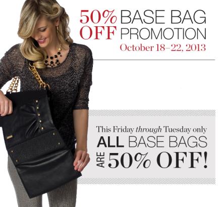 base bag promo