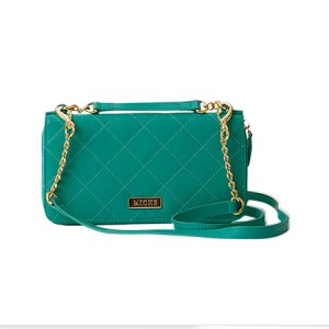 Convertible Wallet (turquoise) $34.95