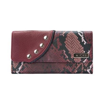 Wallet Red Snake